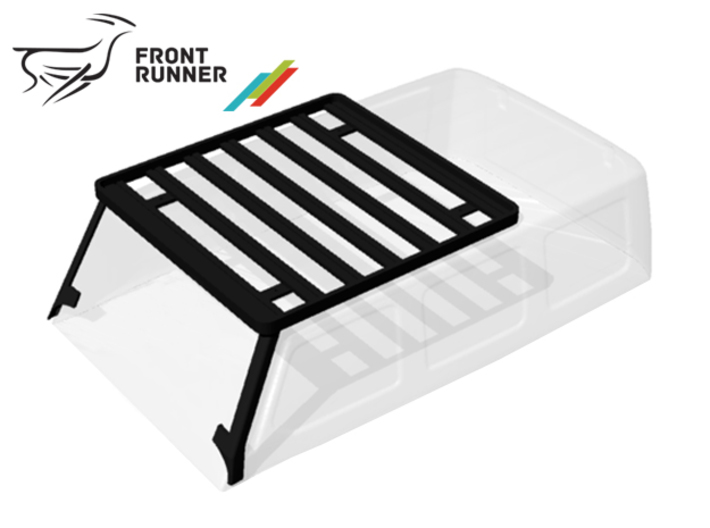FR10002 Front Runner Rack Short 3d printed