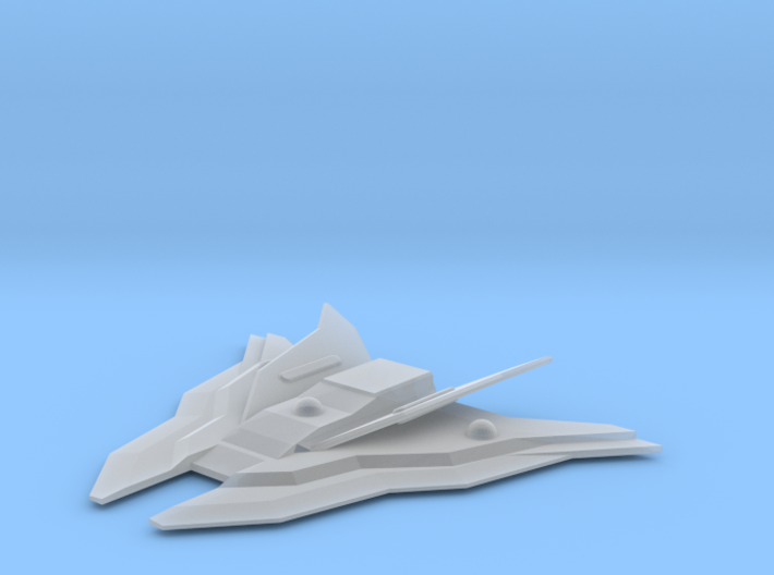 Attack Cruiser 3d printed