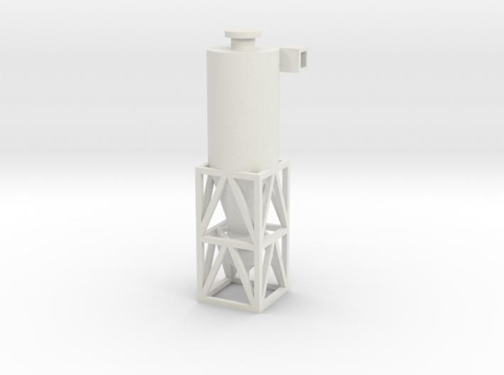 N Scale Cyclone Separator 3d printed