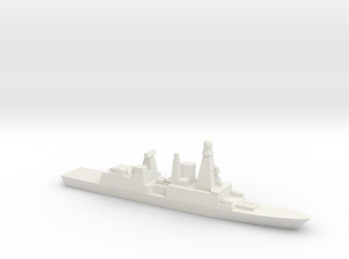 Orizzonte-class Frigate, 1/3000 3d printed