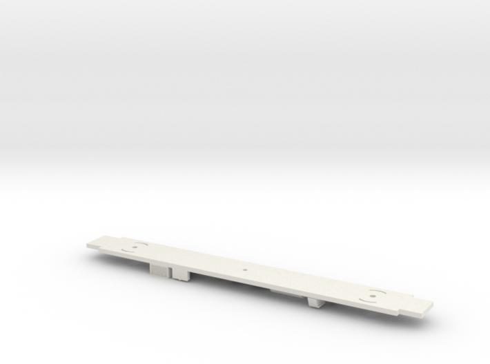 Amtrak Horizon Cafe Underframe 3d printed