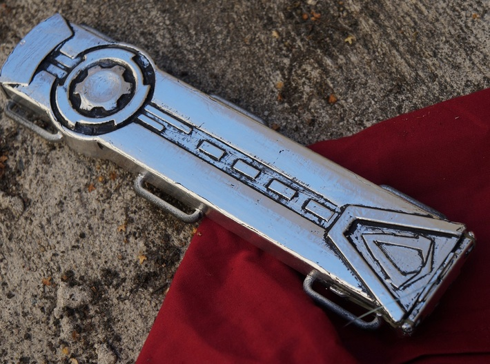 Assassin Toy Prop Kit 3d printed SEE ASSEMBLY VIDEO