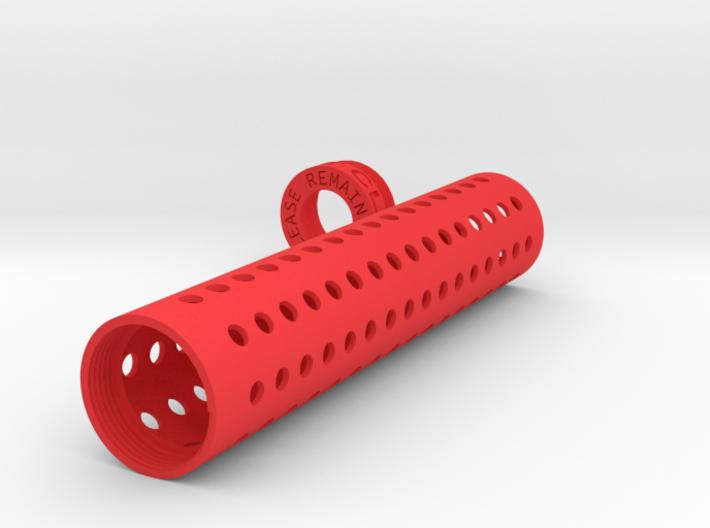 Suppressor Sheath Version 2 (30x150) 3d printed