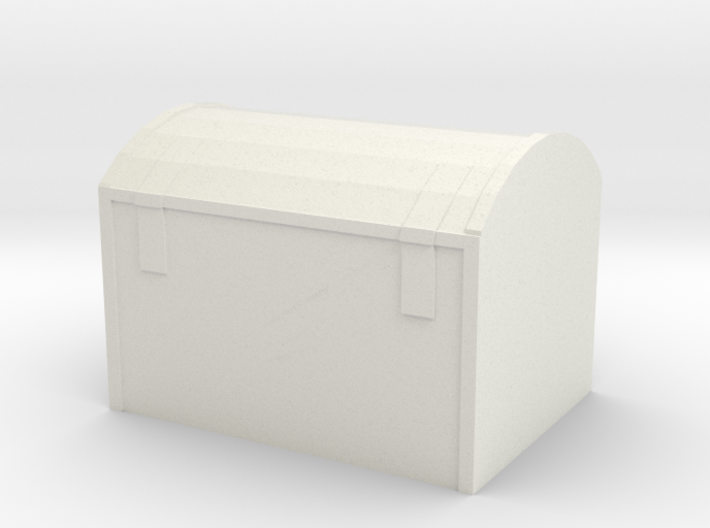 chest Heroes Quest 3d printed