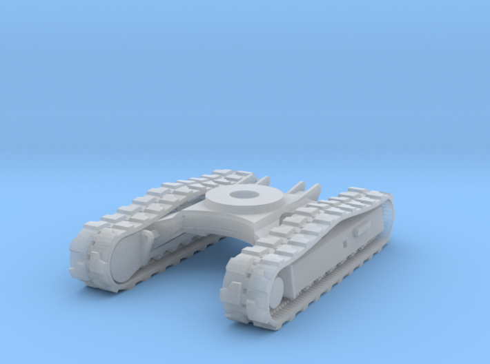 14tundercarriage 1/87 3d printed