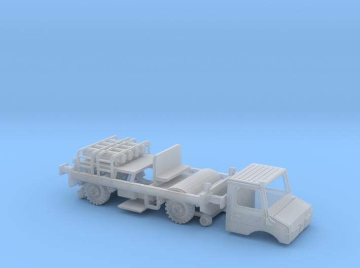 1:120 Unimog 1300 Zweiweg Fahrgestell Typ 2 3d printed