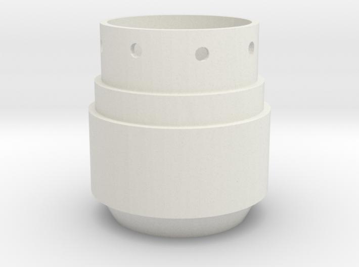 Saber 1 Pommel 3d printed