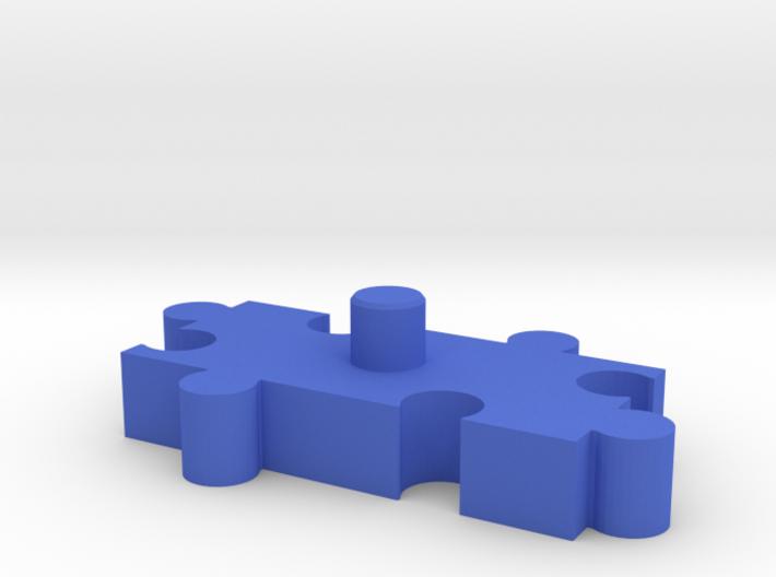 Phat Phont Base - Single Post 3d printed