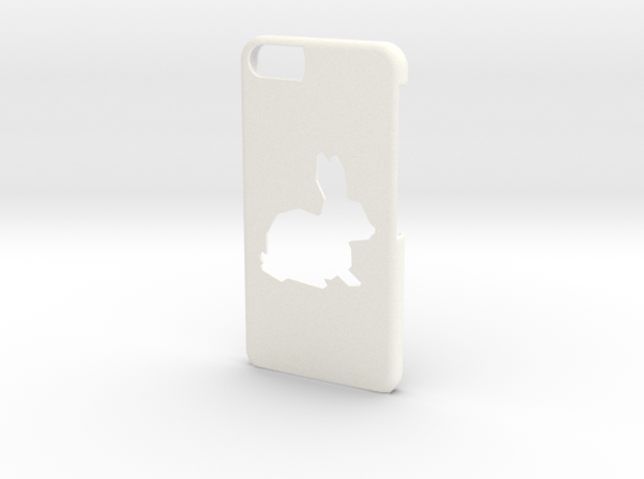 iPhone 6/6S Bunny Case 3d printed
