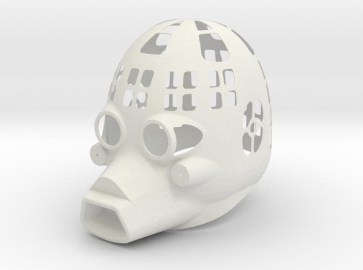 Dessert Dweller Mask Full Vented 3d printed