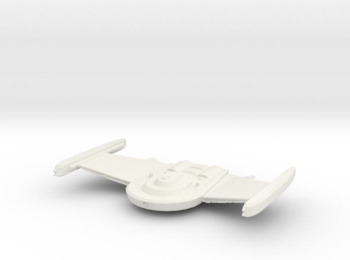 Romulan bird of prey refit 3d printed