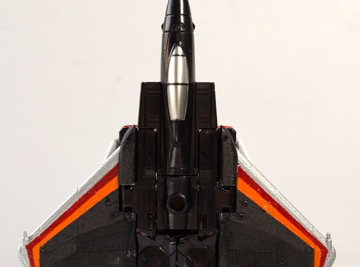 F-15 Wings for Aerial Chivalry 3d printed