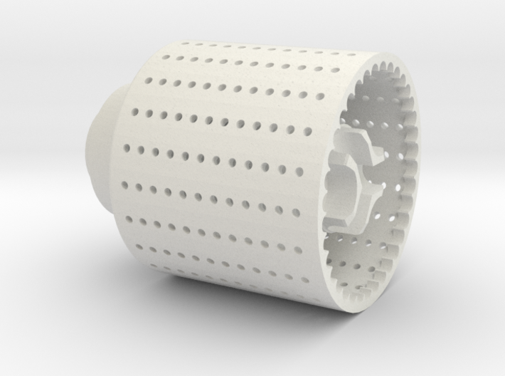 Brake With Strainer New 2, 14mm Threaded 3d printed