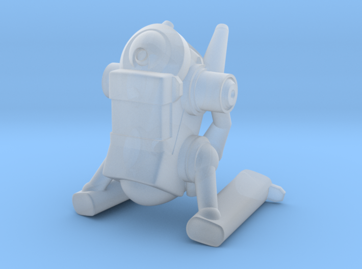 March 03 Robot 3d printed
