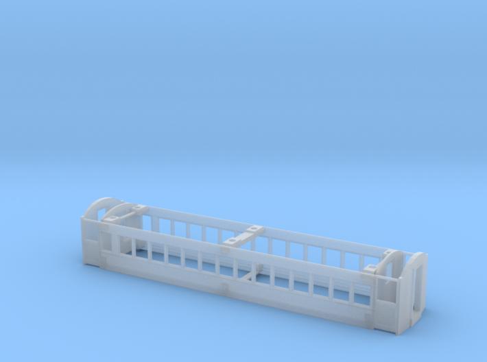 CNR - C-2 Coach - S-Scale 3d printed