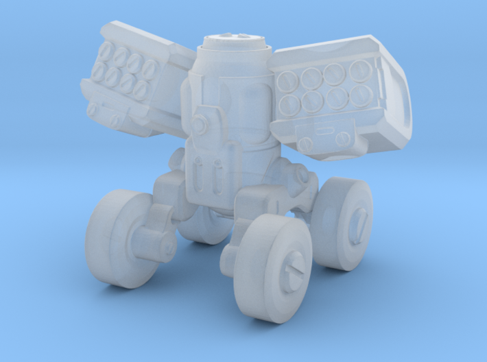 March 13 Robot 3d printed