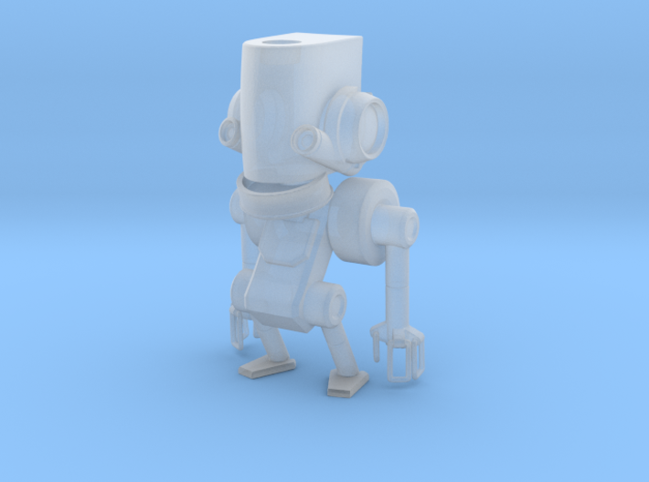 March 01 Robot 3d printed