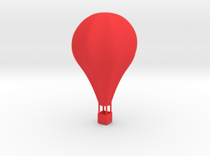 Airballoon 3d printed