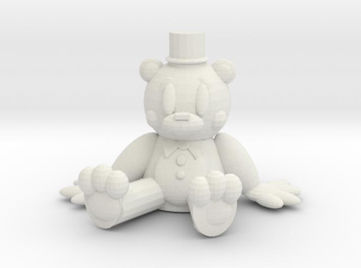 Toy Freddy Chibi 3d printed