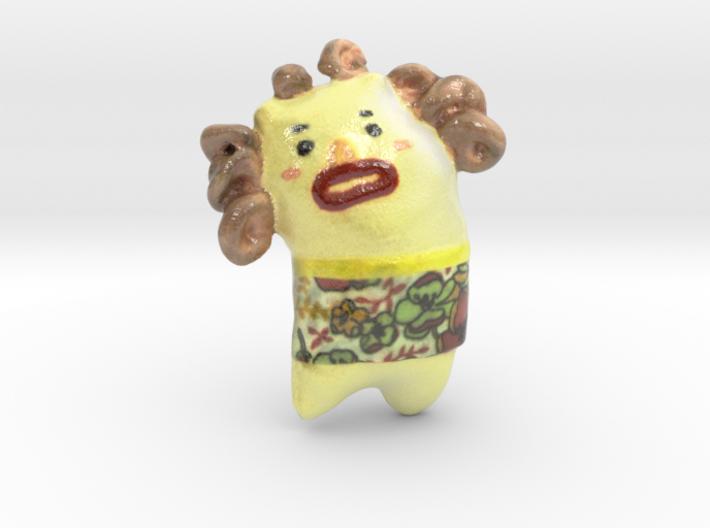 Shisa female 3d printed