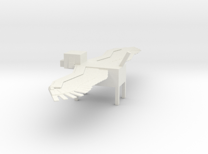Minecraft Winged Dog 3d printed