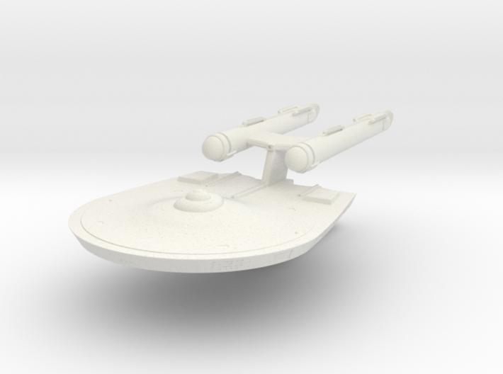 Valcan Class Cruiser 3d printed