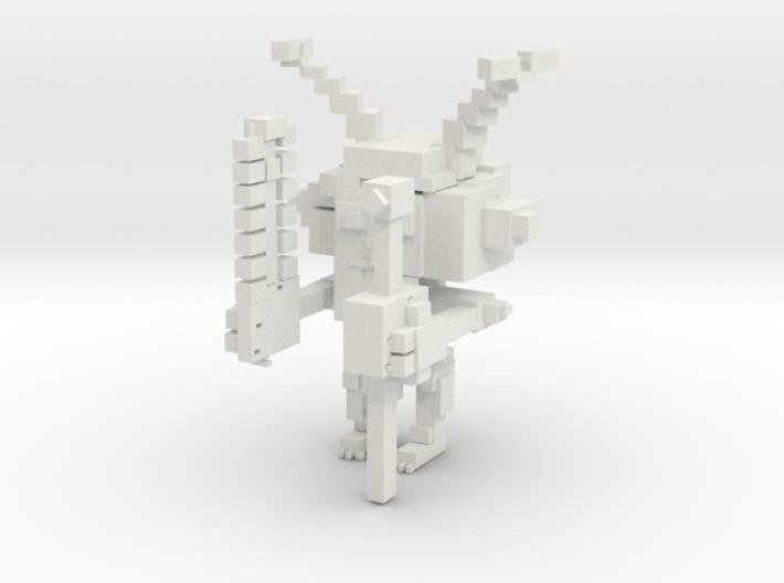 King Plion 3d printed