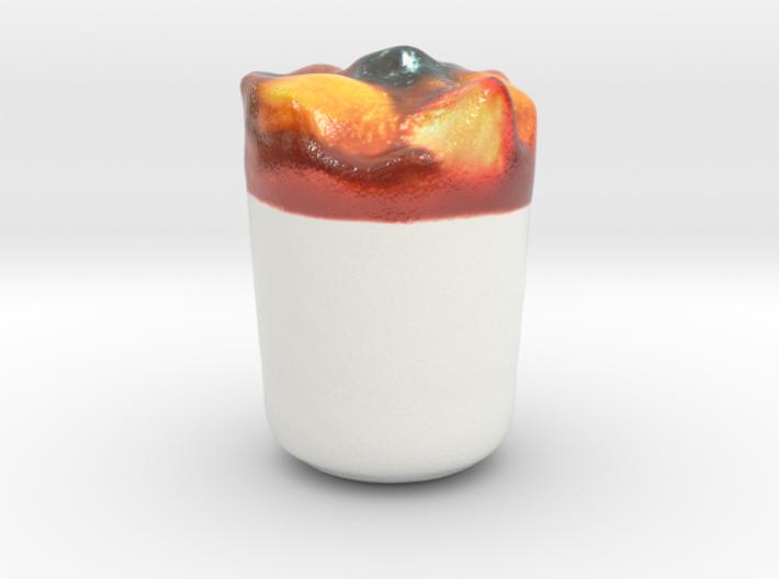 The Yogurt Mousse-mini 3d printed