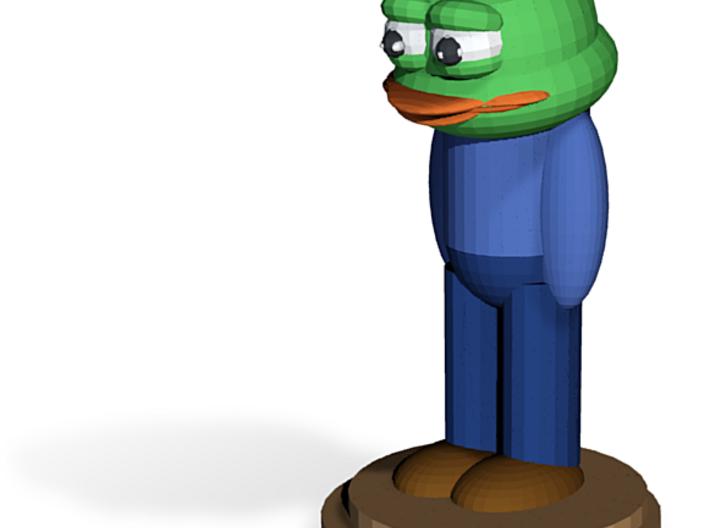 Pepe 3d printed MeMeY