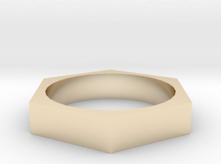 HexRing 3d printed