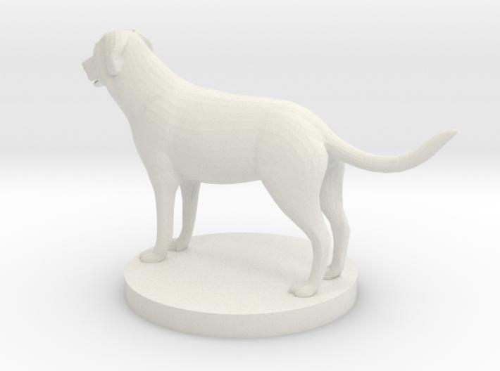 Mastiff 3d printed