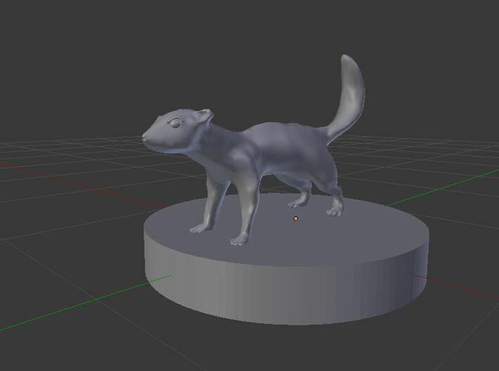 Weasel 3d printed