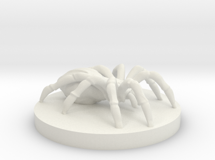 Giant Wolf Spider 3d printed