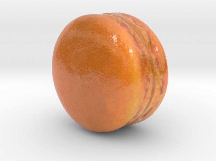 The Mango Macaron-mini 3d printed