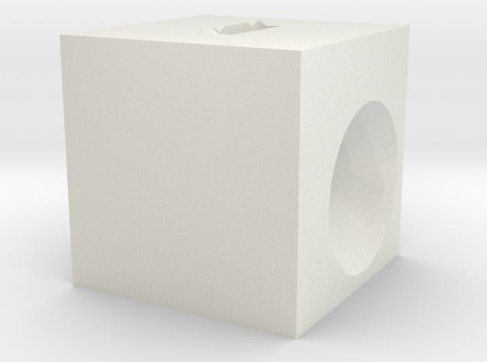 Minecraft Amplifier 3d printed