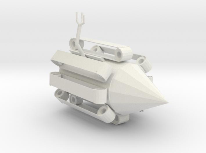 The Mine Craft 3d printed