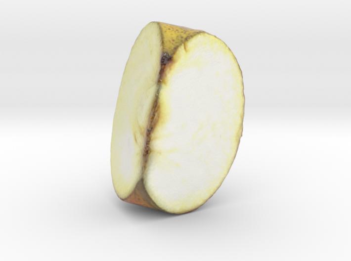 The Apple-3-Quarter-mini 3d printed