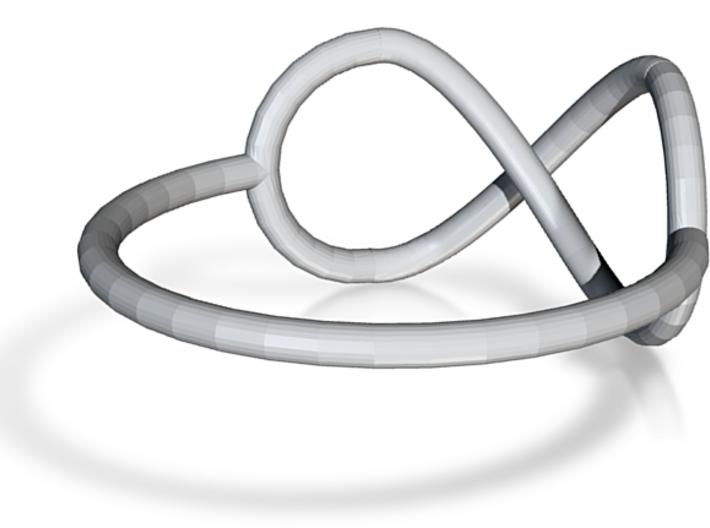 Mobius Ring 1 Size 11 3d printed