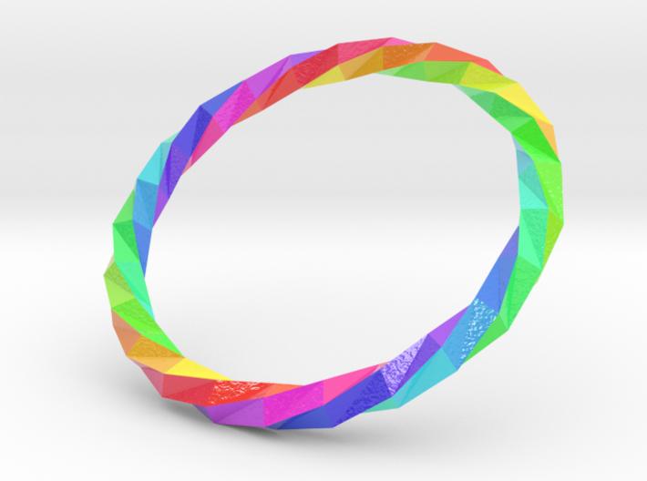 Twistium - Bracelet P=180mm Color 3d printed