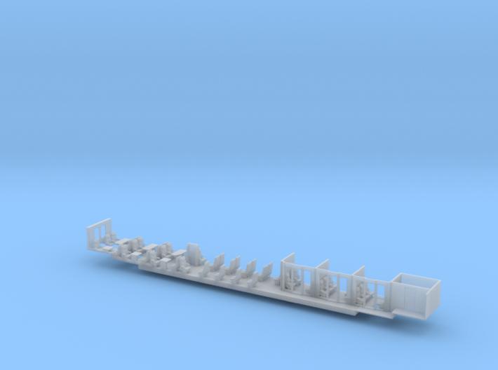 ICE1 Inneneinrichtung 1. Klasse 3d printed
