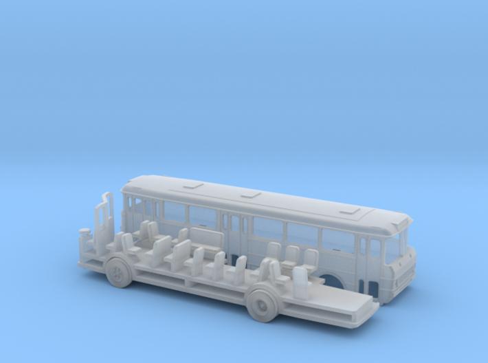 Ikarus 556 Spur TT 1:120 3d printed