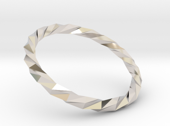 Twistium - Bracelet P=170mm 3d printed