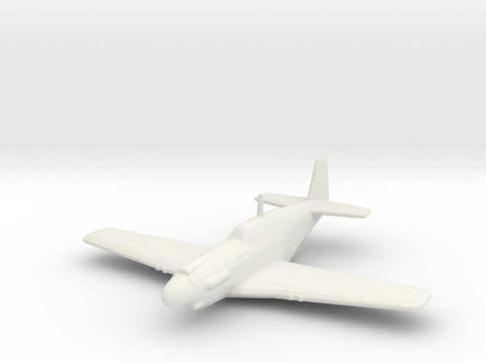North American A-36 'Apache' 3d printed