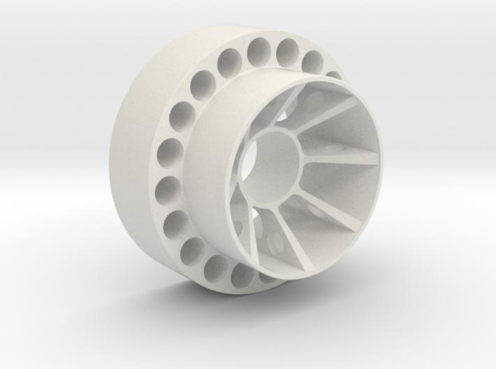 Dishwasherwheel 3d printed