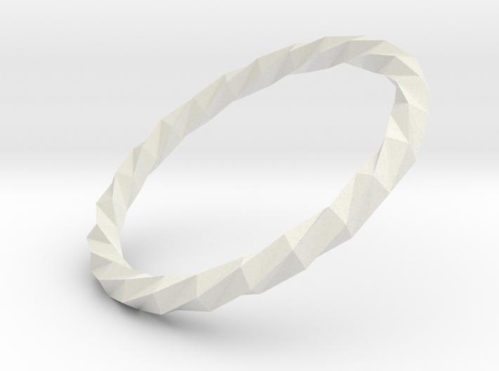 Twistium - Bracelet P=220mm 3d printed