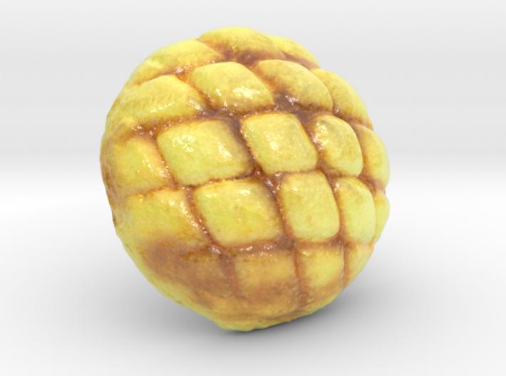 The Melon Bread-2-mini 3d printed