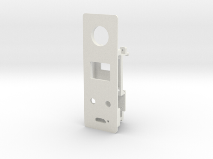 Starplat - Faceplate for 12mm Fire Switch 3d printed