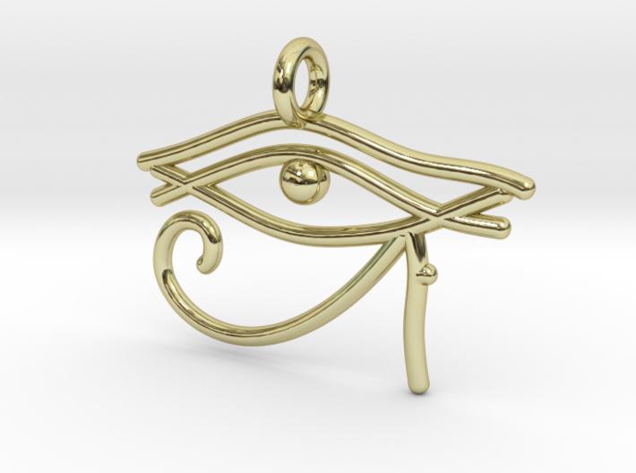 Eye of Ra 3d printed