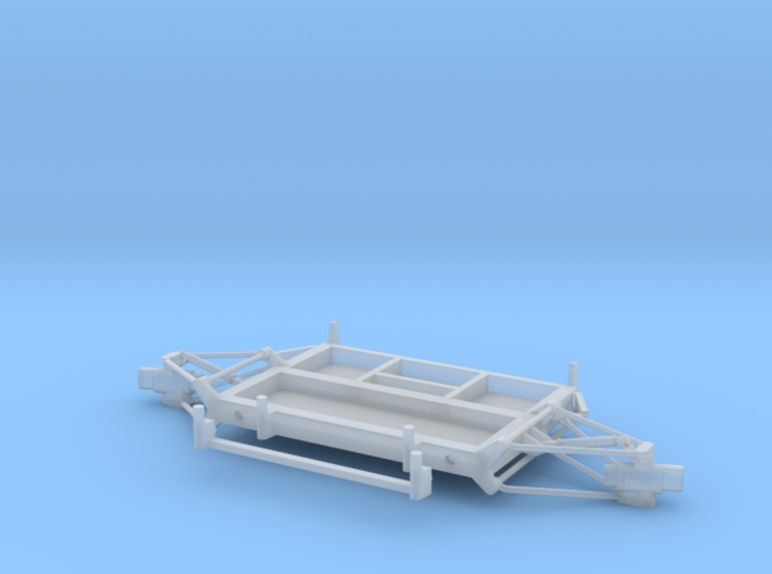 05B-LRV - Forward Platform Turning Left 3d printed