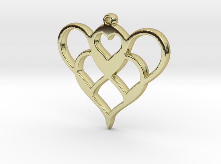 heartheart 3d printed